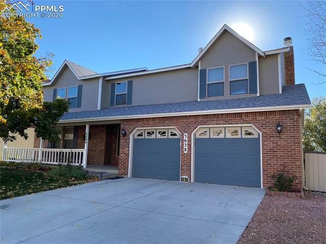 5638 W Wells Fargo Drive, Colorado Springs, CO 80918 (#9598928) :: The Treasure Davis Team