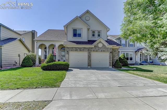 4268 Tee Shot Drive, Colorado Springs, CO 80922 (#9599391) :: Simental Homes | The Cutting Edge, Realtors