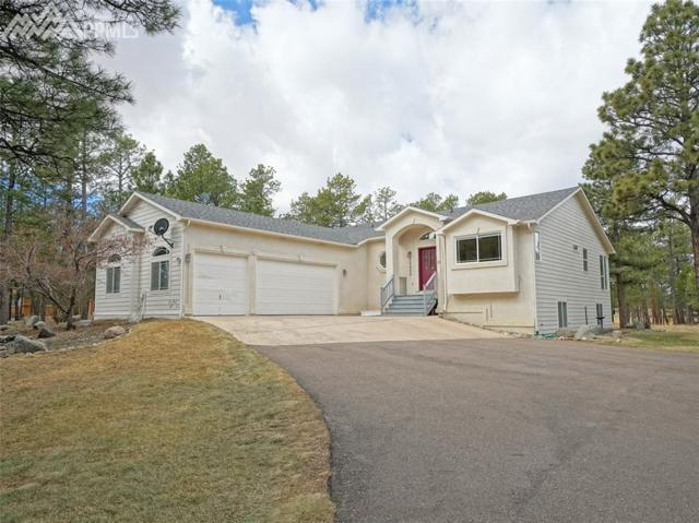 10880 Hat Creek Place, Colorado Springs, CO 80908 (#9600027) :: The Peak Properties Group