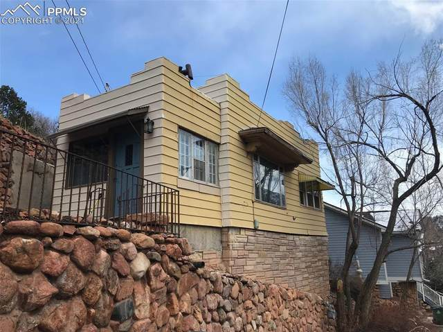 401 Washington Avenue, Manitou Springs, CO 80829 (#9601554) :: The Cutting Edge, Realtors