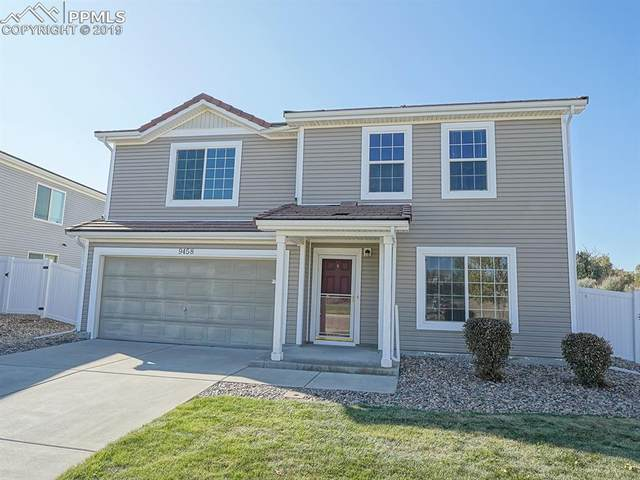 9458 Jimmy Camp Road, Fountain, CO 80817 (#9602985) :: Action Team Realty