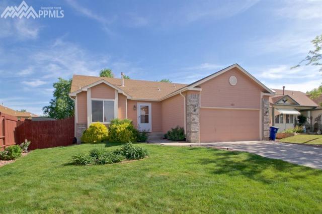 805 Marshall Drive, Fountain, CO 80817 (#9603442) :: 8z Real Estate