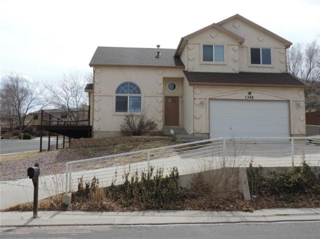 1345 Amstel Drive, Colorado Springs, CO 80907 (#9603878) :: Jason Daniels & Associates at RE/MAX Millennium