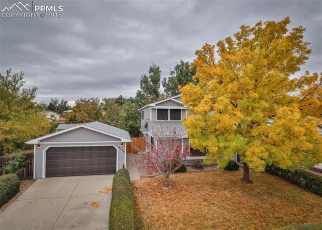 2150 Piros Drive, Colorado Springs, CO 80915 (#9604108) :: 8z Real Estate