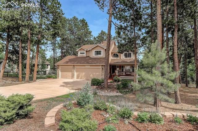 15947 Red Fox Lane, Colorado Springs, CO 80921 (#9605340) :: Venterra Real Estate LLC