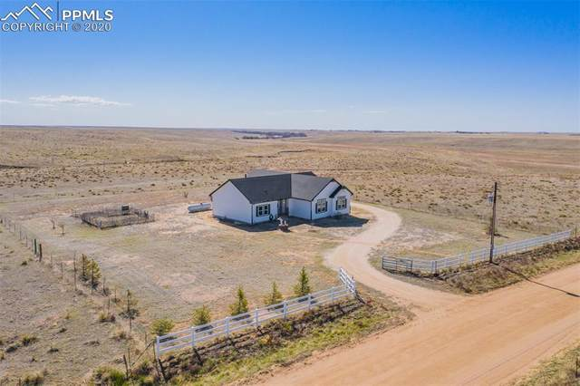 9785 N Rush Road, Rush, CO 80833 (#9607258) :: Tommy Daly Home Team