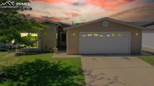 4735 Pine Marten Point, Colorado Springs, CO 80922 (#9607322) :: Venterra Real Estate LLC