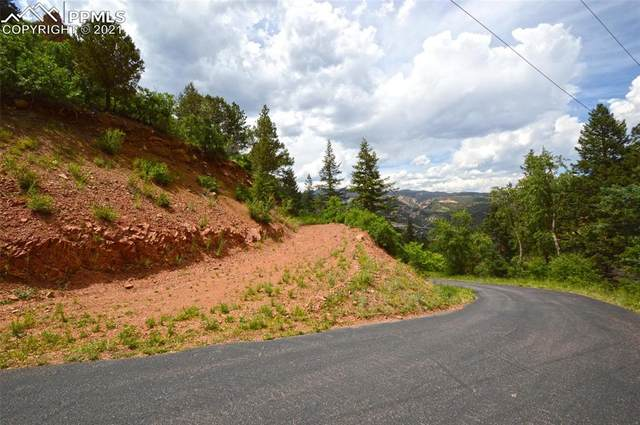 1096 Laguna Point, Manitou Springs, CO 80829 (#9608409) :: The Kibler Group