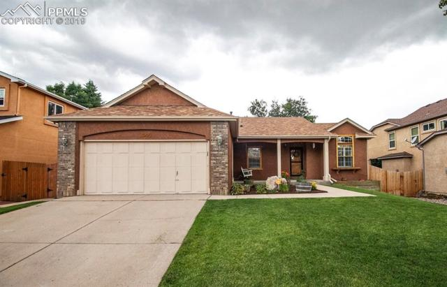 3140 Boot Hill Drive, Colorado Springs, CO 80922 (#9610062) :: The Daniels Team