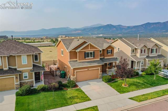13096 Canyons Edge Drive, Colorado Springs, CO 80921 (#9613589) :: Fisk Team, RE/MAX Properties, Inc.