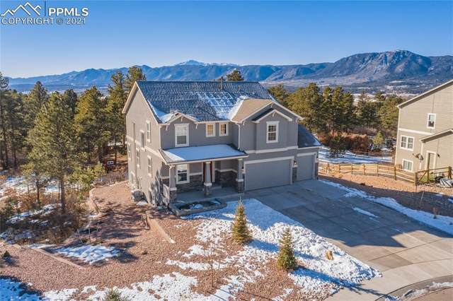 19703 Lindenmere Drive, Monument, CO 80132 (#9613827) :: The Harling Team @ Homesmart