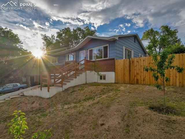 1450 Baylor Drive, Colorado Springs, CO 80909 (#9616022) :: The Daniels Team