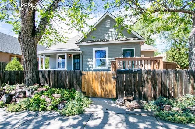826 S Tejon Street, Colorado Springs, CO 80903 (#9616452) :: The Treasure Davis Team