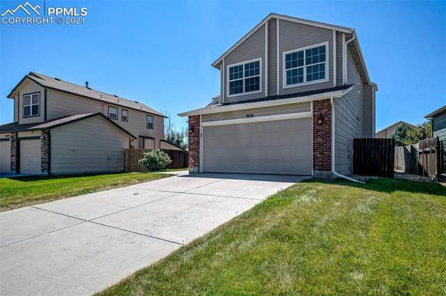 3618 Pronghorn Meadows Circle, Colorado Springs, CO 80922 (#9616533) :: Tommy Daly Home Team