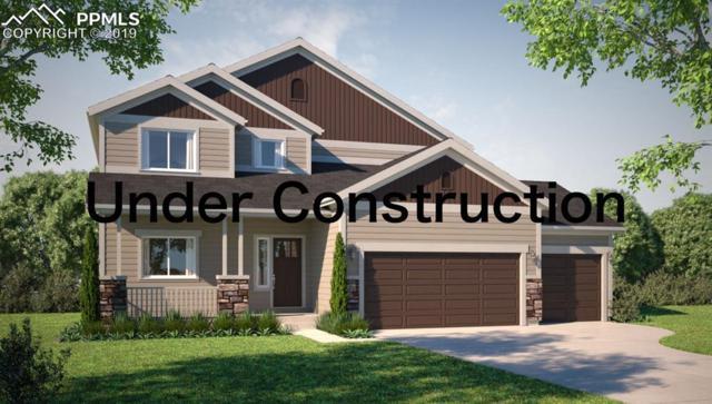 9905 Morning Vista Drive, Peyton, CO 80831 (#9616857) :: The Kibler Group