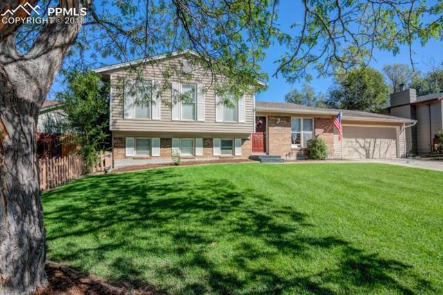 2508 W Prescott Circle, Colorado Springs, CO 80916 (#9618734) :: The Peak Properties Group