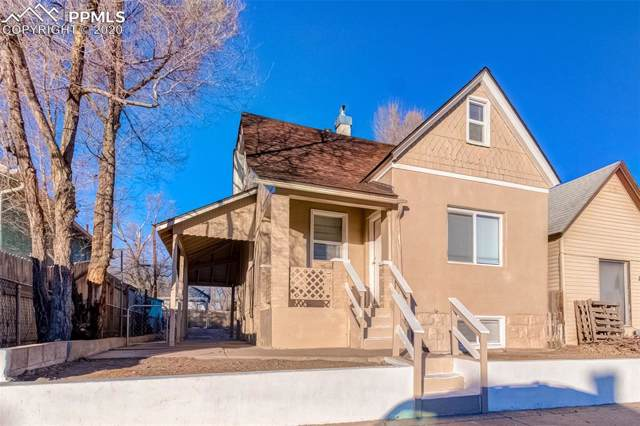 725 Elm Street, Pueblo, CO 81004 (#9620173) :: The Kibler Group