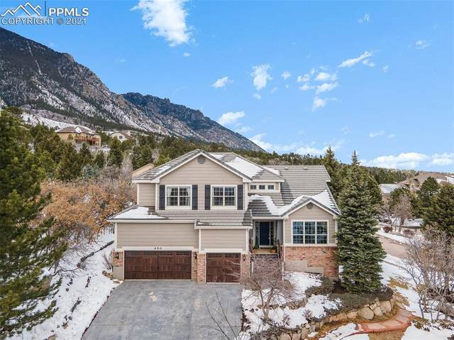 450 Paisley Drive, Colorado Springs, CO 80906 (#9622877) :: The Treasure Davis Team | eXp Realty