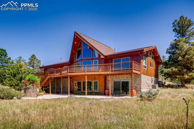 1663 Perry Park Avenue, Larkspur, CO 80118 (#9624542) :: Tommy Daly Home Team