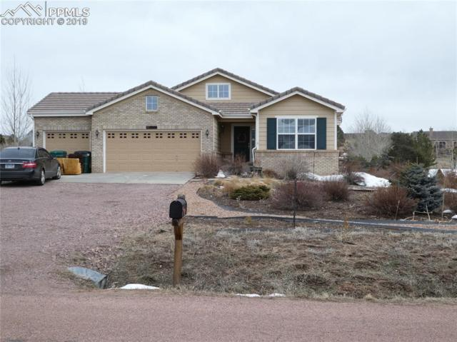 1645 Bowstring Road, Monument, CO 80132 (#9626505) :: Colorado Home Finder Realty