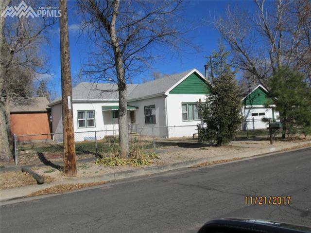 212 E Harrison Street, Colorado Springs, CO 80907 (#9627788) :: The Hunstiger Team