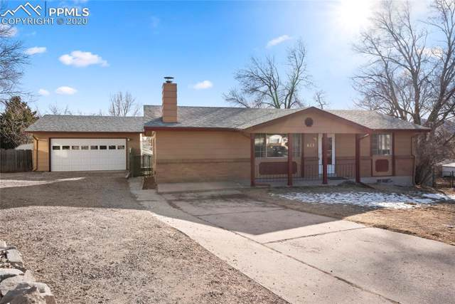 613 Bridger Lane, Colorado Springs, CO 80909 (#9628028) :: The Peak Properties Group