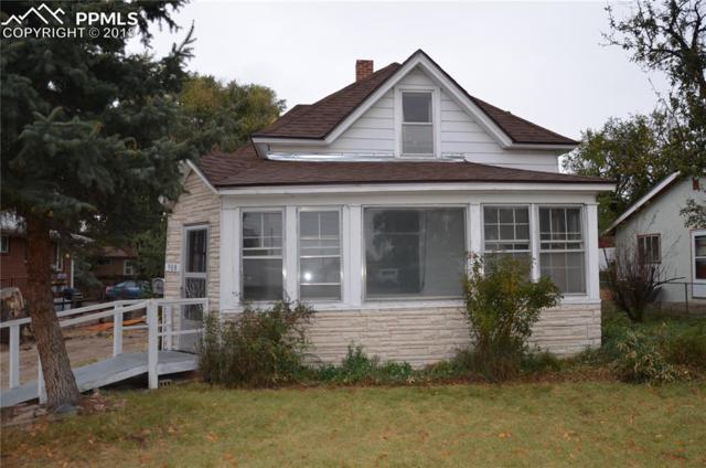 908 1st Street, Colorado Springs, CO 80907 (#9628506) :: 8z Real Estate