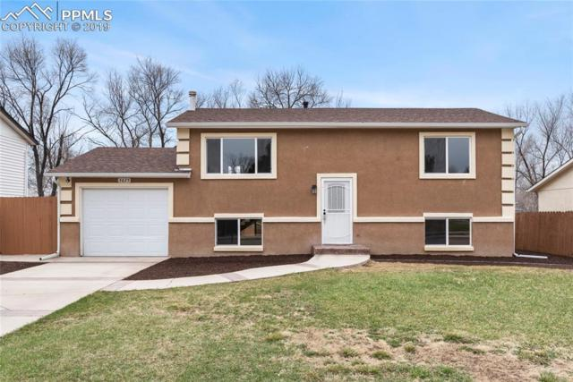 3625 Bridgewood Lane, Colorado Springs, CO 80910 (#9630315) :: The Dixon Group