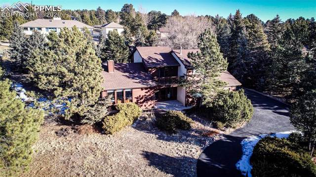 920 Lake Woodmoor Drive, Monument, CO 80132 (#9633070) :: Tommy Daly Home Team