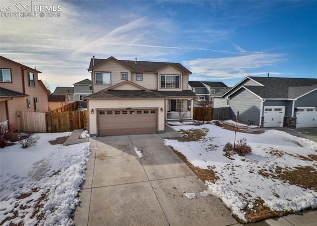 12864 Pine Valley Circle, Peyton, CO 80831 (#9633149) :: The Kibler Group