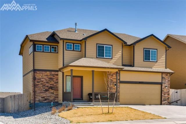 6525 Dancing Star Way, Colorado Springs, CO 80911 (#9634025) :: Action Team Realty