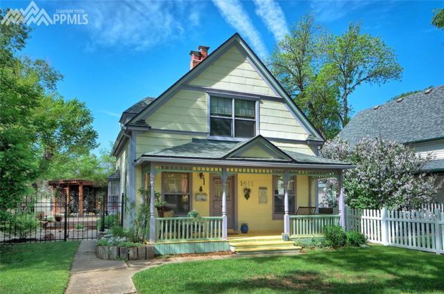 1411 W Pikes Peak Avenue, Colorado Springs, CO 80904 (#9635928) :: The Peak Properties Group