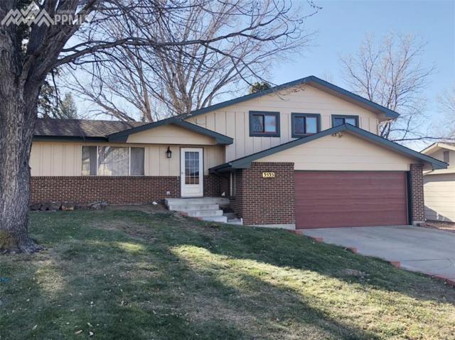 3535 Haven Circle, Colorado Springs, CO 80917 (#9636352) :: The Hunstiger Team