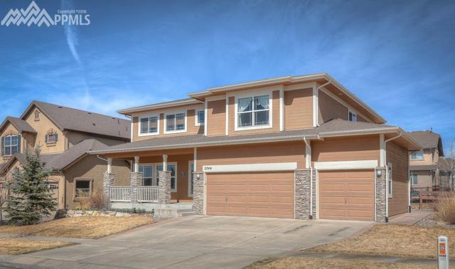 5744 Flicka Drive, Colorado Springs, CO 80924 (#9639120) :: 8z Real Estate
