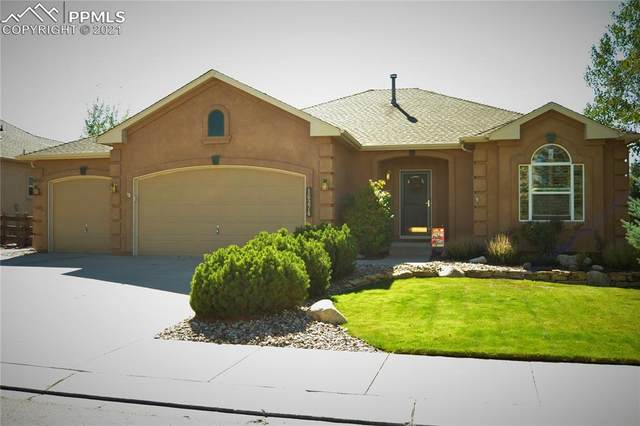 16274 Gold Creek Drive, Monument, CO 80132 (#9640940) :: The Harling Team @ HomeSmart
