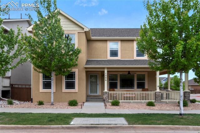 1506 Gold Hill Mesa Drive, Colorado Springs, CO 80905 (#9641132) :: Fisk Team, RE/MAX Properties, Inc.