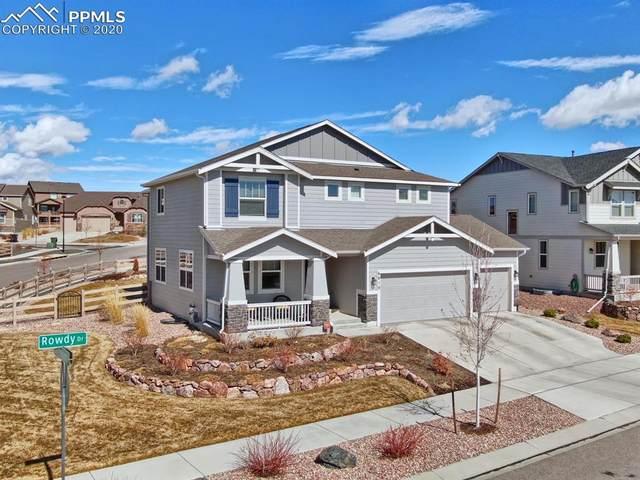 6010 Rowdy Drive, Colorado Springs, CO 80924 (#9643307) :: The Kibler Group