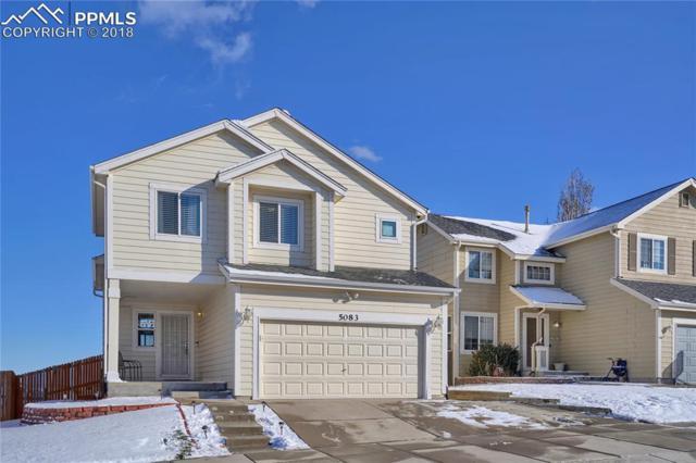 5083 Laredo Ridge Drive, Colorado Springs, CO 80922 (#9643439) :: Venterra Real Estate LLC