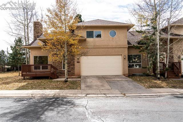 787 Westwood Trace, Woodland Park, CO 80863 (#9644073) :: The Kibler Group