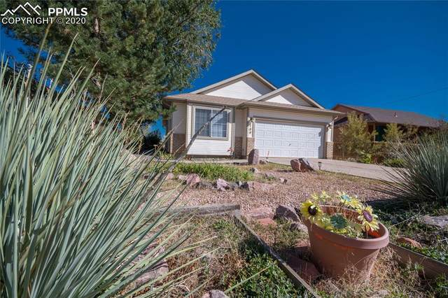 109 Columbine Road, Palmer Lake, CO 80133 (#9645099) :: Tommy Daly Home Team