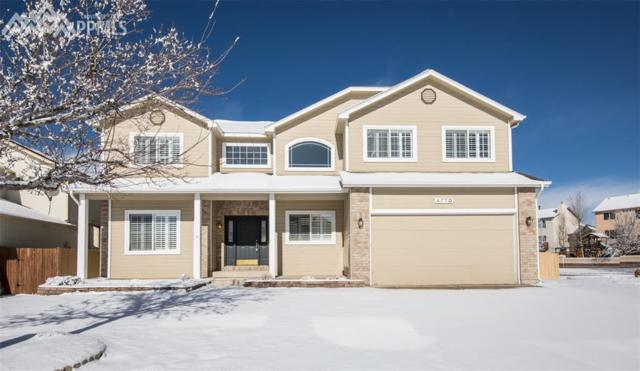 4770 Kashmire Drive, Colorado Springs, CO 80920 (#9645375) :: The Hunstiger Team