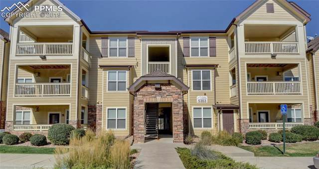 5353 Palomino Ranch Point #207, Colorado Springs, CO 80922 (#9647448) :: 8z Real Estate