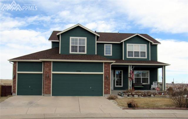 3702 Sonoran Drive, Colorado Springs, CO 80922 (#9650545) :: 8z Real Estate