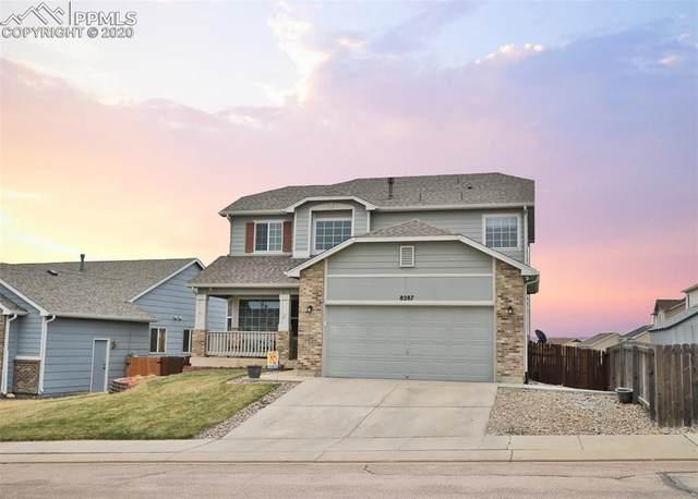 8287 Parkglen Drive, Fountain, CO 80817 (#9651478) :: 8z Real Estate