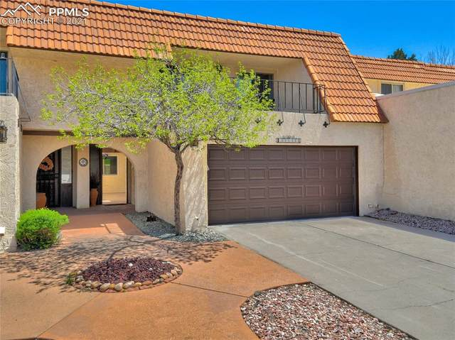 14415 Club Villa Drive D, Colorado Springs, CO 80921 (#9653320) :: Tommy Daly Home Team