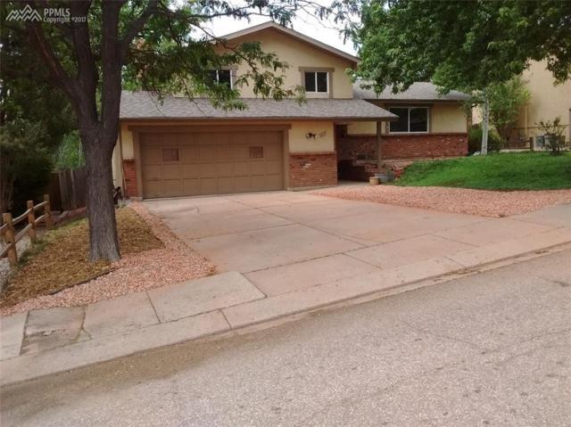 2820 Inspiration Drive, Colorado Springs, CO 80917 (#9653700) :: 8z Real Estate