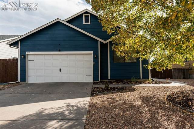 615 Upton Drive, Colorado Springs, CO 80911 (#9654146) :: The Treasure Davis Team