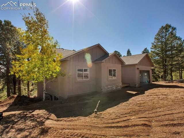 119 Summit Lake Drive, Divide, CO 80814 (#9655255) :: The Kibler Group