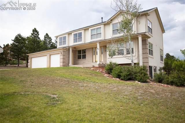 2690 Edenderry Drive, Colorado Springs, CO 80919 (#9656477) :: 8z Real Estate