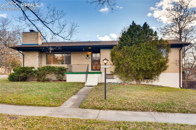 2213 Oriole Avenue, Colorado Springs, CO 80909 (#9657859) :: Jason Daniels & Associates at RE/MAX Millennium